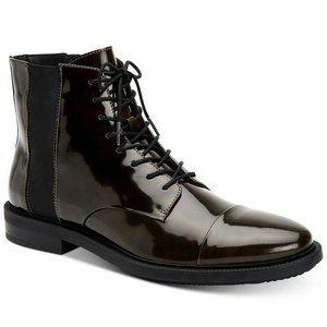 Calvin Klein Cronus Camouflage Men's Ankle Boots